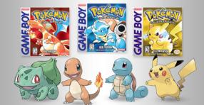 Pokémon Rot/Blau/Gelb